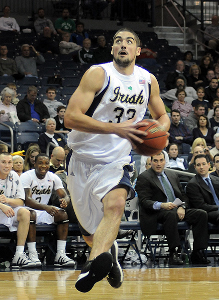 Freshman Mike Broghammer will be the player-guest on The Mike Brey Radio Show tonight (Monday, Feb. 22) on und.com.