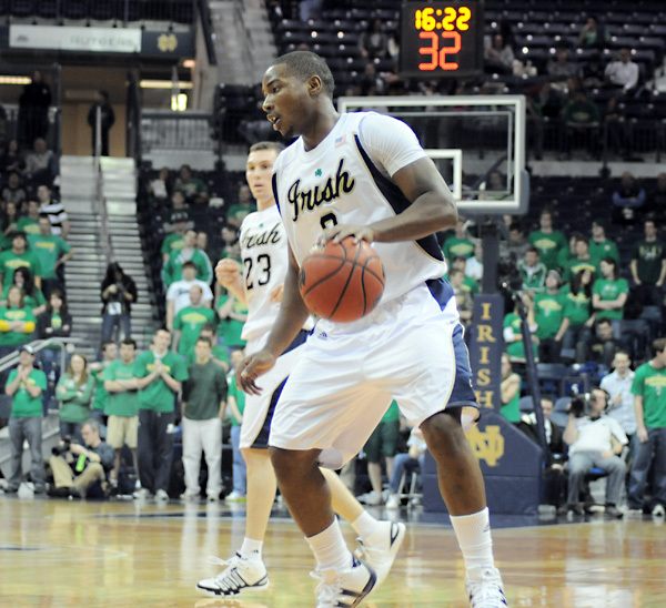 Senior point guard Tory Jackson deposited a career-high 25 points against Seton Hall on Thursday.