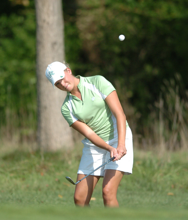 Annie Brophy shot an even-par 72 in the final round of play at the LSU Tiger/Wave Classic.