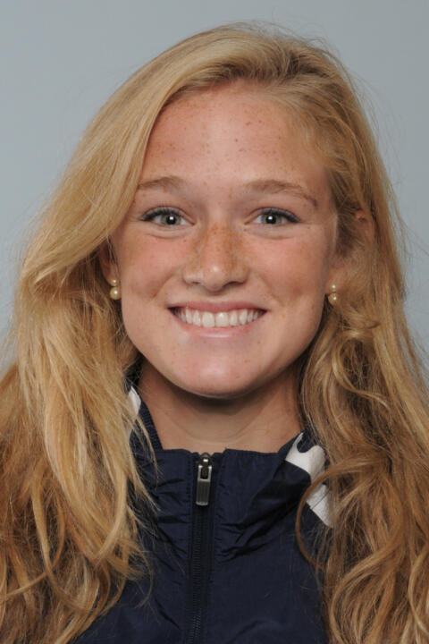 Freshman goalkeeper Ellie Hilling was named the BIG EAST defensive player of the week for her play in Notre Dame's triple overtime win at Boston University.