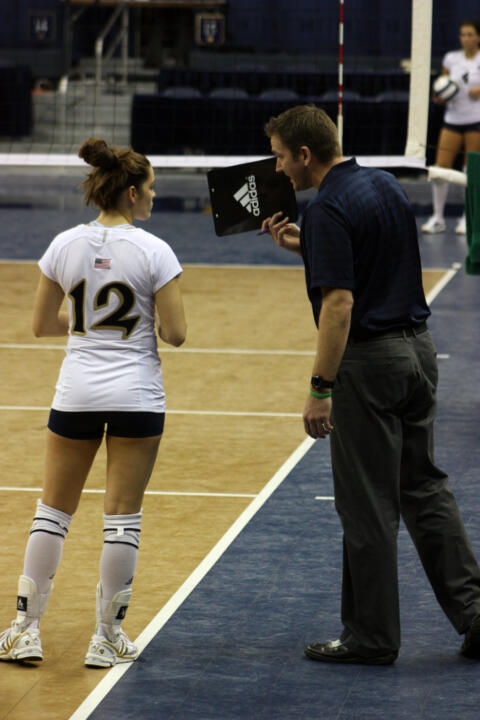 The Irish volleyball staff will put on a trio of camps this summer for players of all ages.