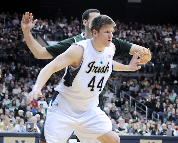 Luke Harangody was one of five BIG EAST players selected to one of the three AP All-America teams.