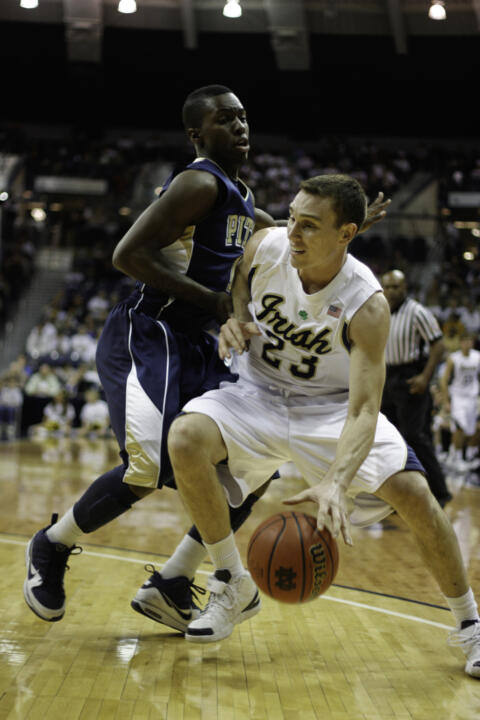 Ben Hansbrough helped key an important week for the Irish as Notre Dame posted two wins over ranked foes.