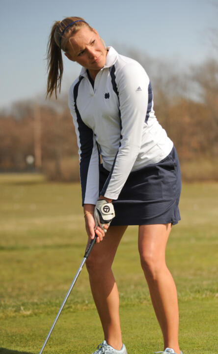 Annie Brophy was named the BIG EAST Golfer of the Week.