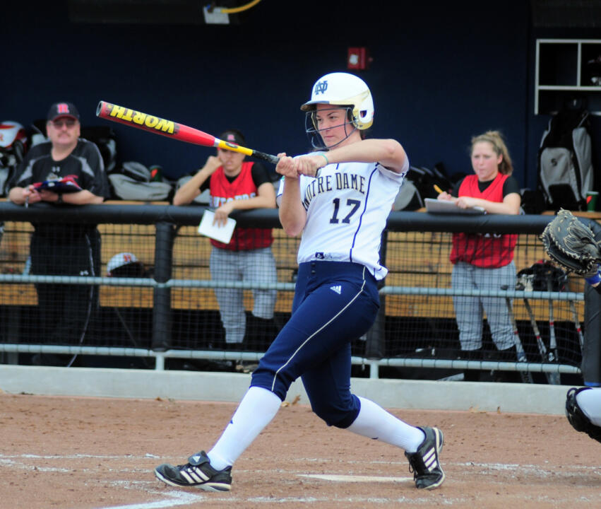 Dani Miller went yard for the second time in three games Thursday against Cleveland State.