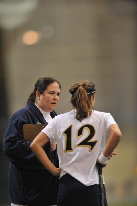Notre Dame head coach Tracy Coyne and her staff will participate at the Big Ivy Challenge women's lacrosse camp at Rutgers from July 7-9.