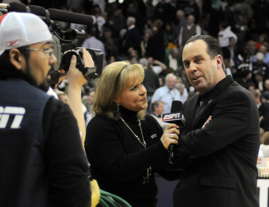 Mike Brey will speak on behalf of the NABC's Ticket To Reading Rewards initiative.
