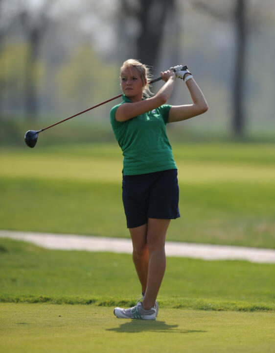 Annie Brophy will be playing in her third consecutive NCAA central regional.