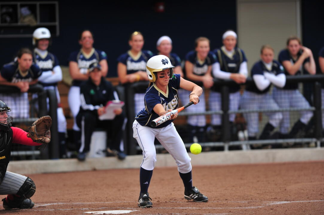 Katie Fleury, one of seven all-BIG EAST performers for the Irish this season, will lead the Irish to Ann Arbor, Mich., for the third straight year.