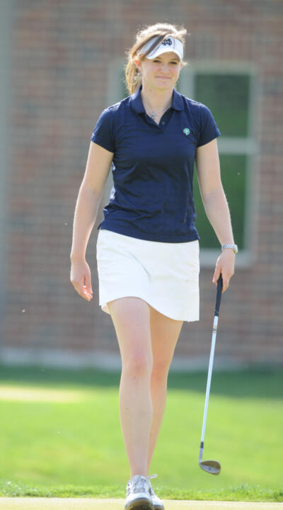 Becca Huffer enters WAPL Match Play on Wednesday at her home course -- The Warren.
