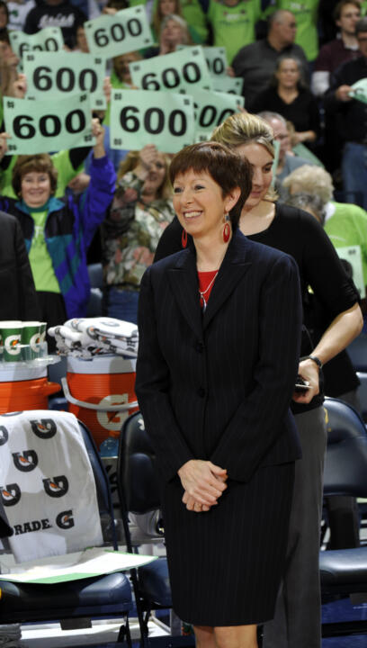 Veteran Notre Dame head coach Muffet McGraw has been named to the Women's Basketball Hall of Fame Class of 2011, it was announced Saturday.