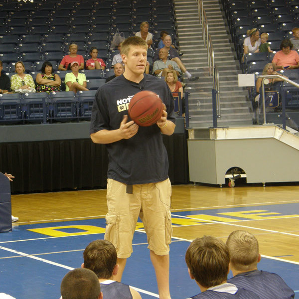 Harangody's full talk to the campers and an exclusive one-on-one interview is available now.