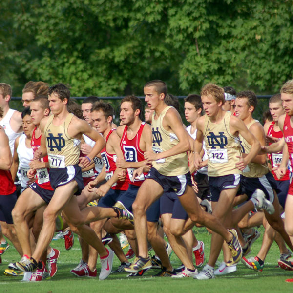 The Irish start their 2010 campaign at the Valparaiso Crusader Open.