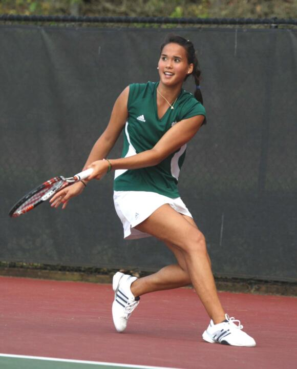 Kristy Frilling was selected to represent the United State at the Master'U BNP Paribas for the second consecutive year.