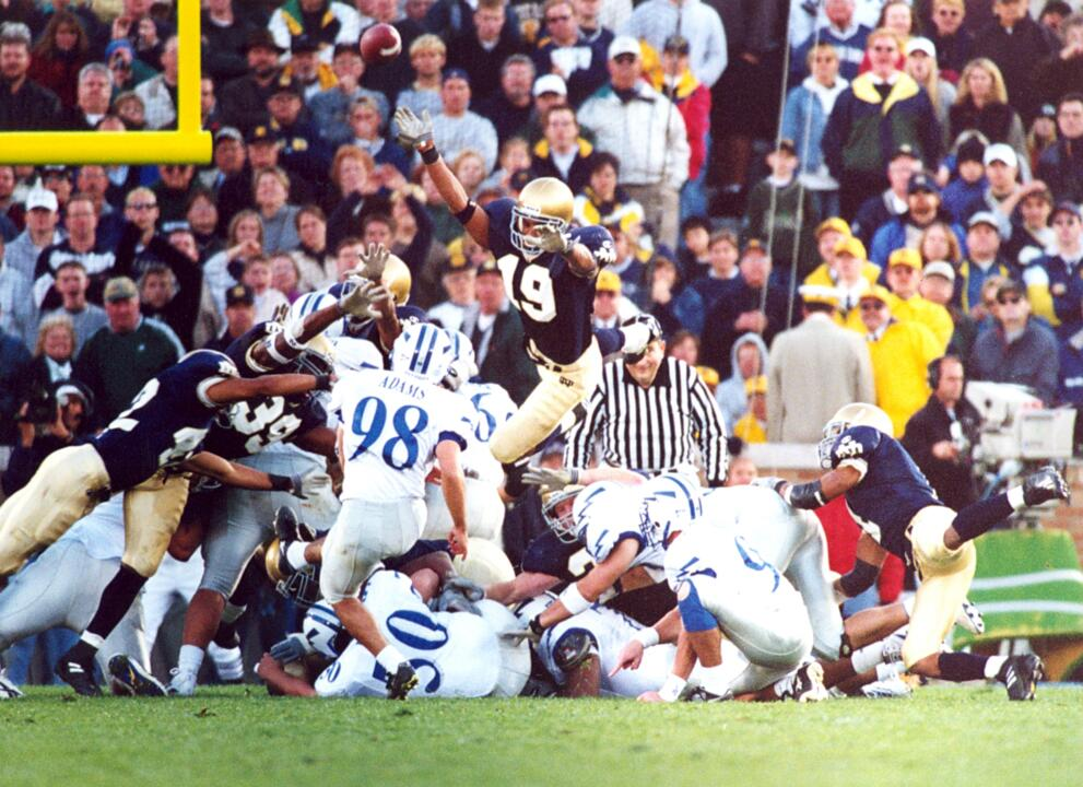 Notre Dame Academy Rivalries Notre Dame Fighting Irish Official Athletics Website