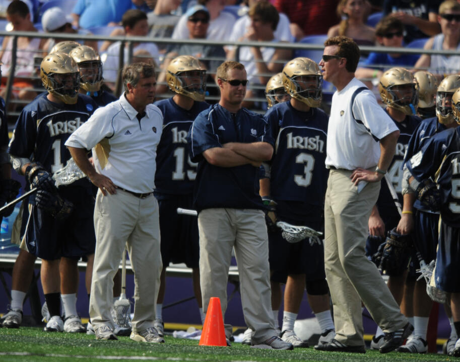 Coaches attending the clinic will have opportunities to observe head coach Kevin Corrigan and the Irish staff up close throughout the weekend.