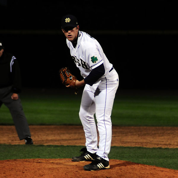 Senior RHP Todd Miller will start against Winthrop (third game of the weekend) at 4 p.m. on Saturday.