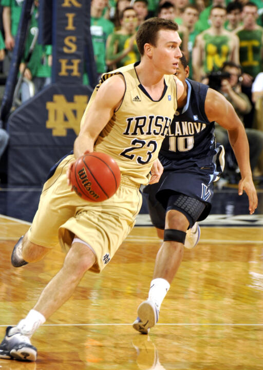 Ben Hansbrough became the fourth Irish player to earn BIG EAST Player of the Year honors on Tuesday. He finished the regular season averaging 18.5 ppg, 3.8 rpg and 4.2 apg