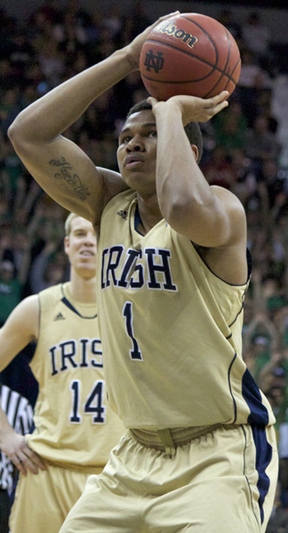 Tyrone Nash and the Fighting Irish will take to the Madison Square Garden floor on Thursday evening for the BIG EAST Championship quarterfinals.