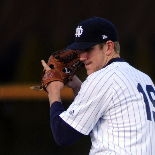 Senior RHP Todd Miller hopes to help the Irish salvage the final game of the series with Pittsburgh on Sunday.