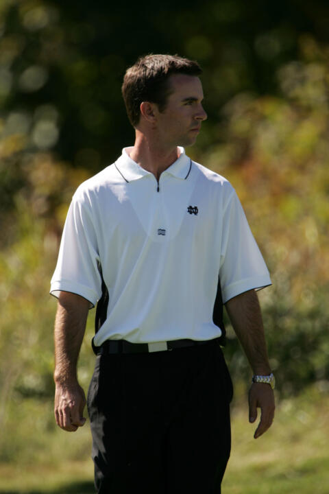 Former Irish golfer and assistant coach Chris Whitten has been named the head men's golf coach at Michigan.