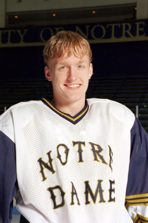Notre Dame hockey grad John Wroblewski '03 is the new coach of the Gwinnett Gladiators of the East Coast Hockey League.
