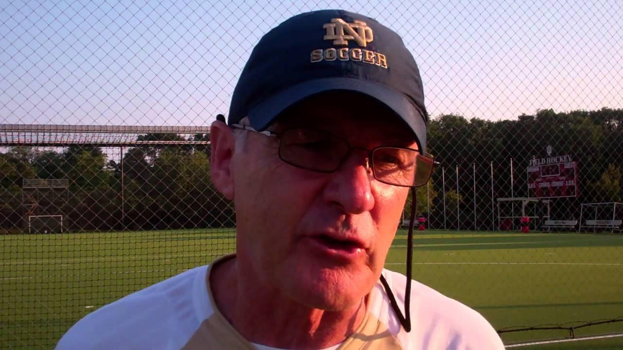 Bobby Clark discusses Dayton victory (9/2/11)