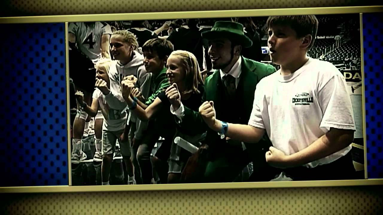 2011 Notre Dame Volleyball Intro Video