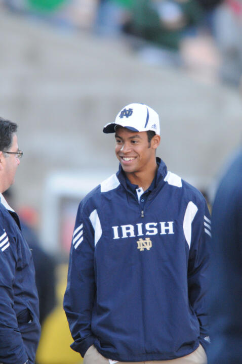 Xavier Murphy, a student manager for the Notre Dame football team in 2010, passed away Tuesday following a courageous battle with leukemia. He was 22.