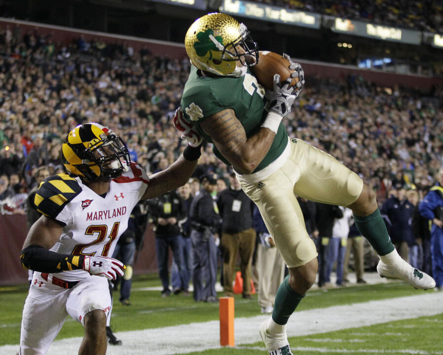 Irish fans will see senior WR Michael Floyd, owner of every significant receiver record at ND, take the field for a final time at Notre Dame Stadium this weekend.