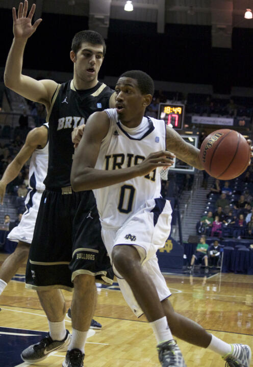 Eric Atkins scored 12 points in last season's 83-79 home win over Gonzaga.