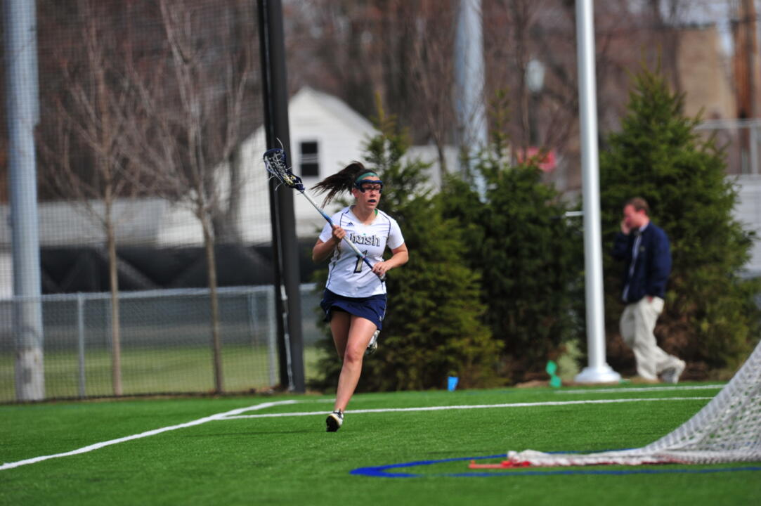 Senior attacker Maggie Tamasitis was named preseason third team All-American by InsideLacrosse.com.