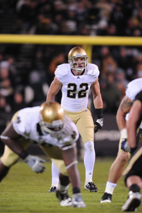 2011 Notre Dame captain Harrison Smith will participate in the 63rd Senior Bowl on Jan. 28.