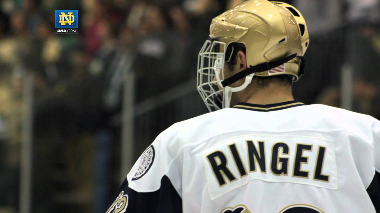Notre Dame Hockey - Eric Ringel: From Concussion to Coaching