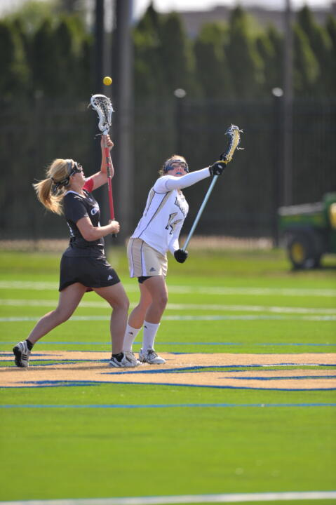 Jaimie Morrison and the Irish open the BIG EAST season Saturday with a 1:00 p.m. tilt against Louisville.
