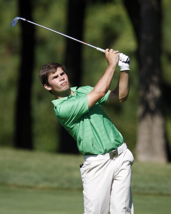 For the second consecutive week, Max Scodro has been tabbed BIG EAST Men's Golfer of the Week.