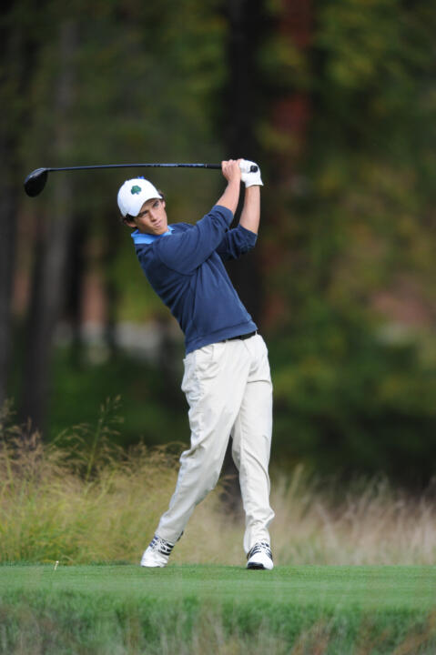Niall Platt finished tied for 14th after carding a final round 73 (+1) at the Linger Longer Invite.