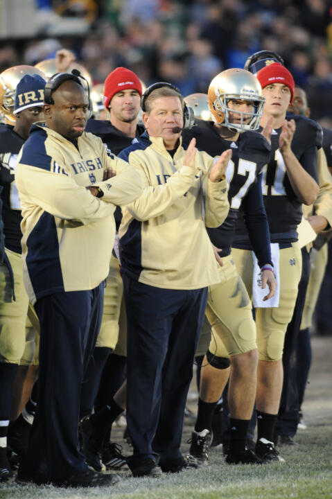 Brian Kelly will deliver the keynote speech at this year's Bronko Nagurski Awards Ceremony