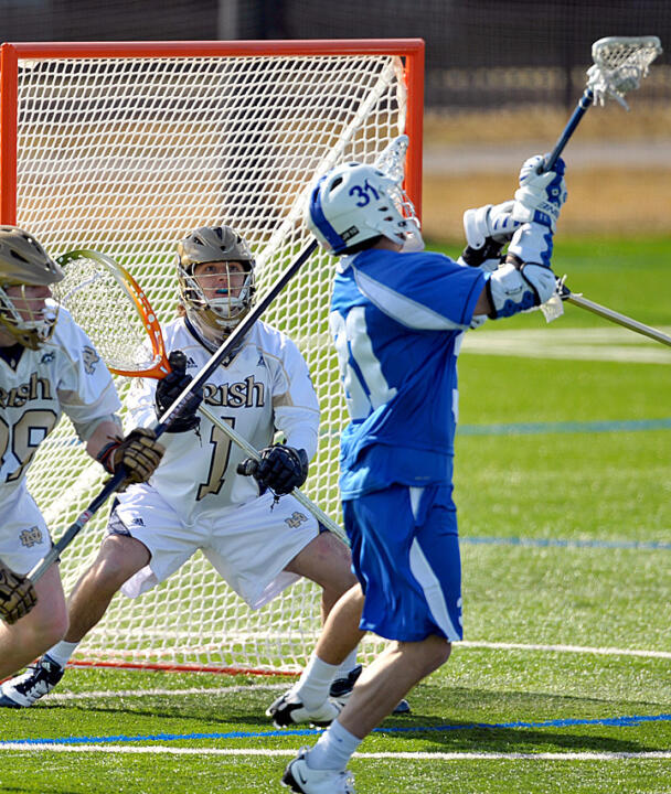 Junior goalie John Kemp ranks first nationally in goals-against average (3.91) and save percentage (.774).