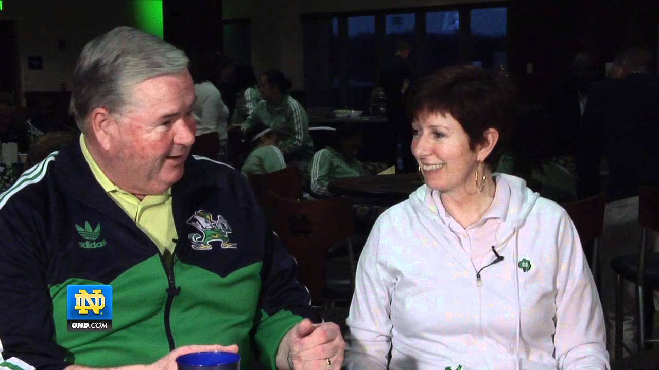 Notre Dame Women's Basketball - Selection Monday, Muffet McGraw