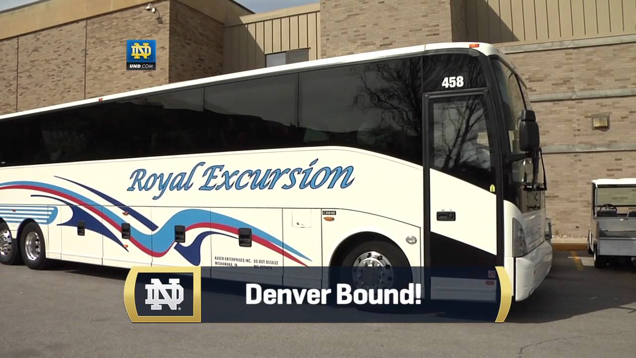 Notre Dame Women's Basketball - Send Off To The 2012 Final Four