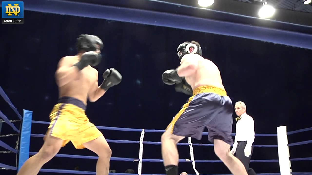 2012 Bengal Bout Finals Preview - Notre Dame Boxing