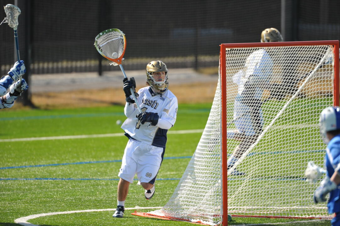 John Kemp ranks first nationally in goals-against average (5.67) and save percentage (.656).