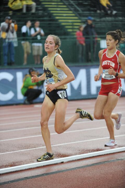 Junior Jessica Rydberg is heading to the NCAA Outdoor Championships in the 10,000m run.