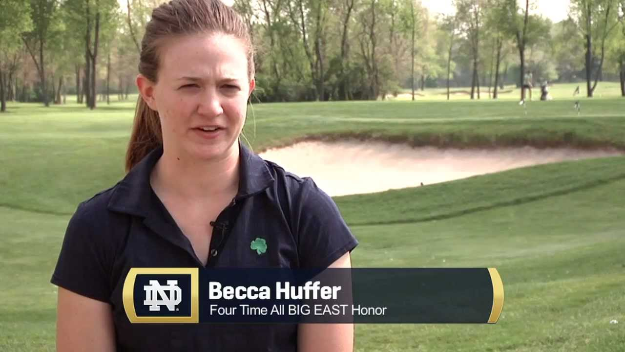 Notre Dame Women's Golf - Building A National Program