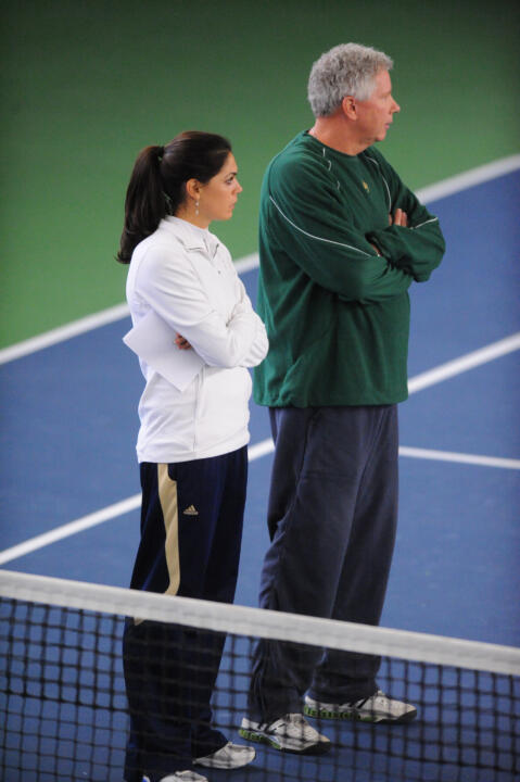 A three-year assistant under Jay Louderback, Julia Scaringe-Sell earned her first collegiate head coaching job Friday after being announced as the new coach at LSU.
