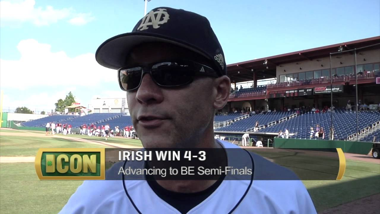 Notre Dame Baseball - Irish Connection - BIG EAST Tournament