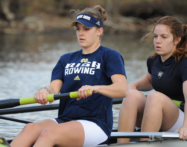 Molly Bruggeman earned a seat with the U-23 U.S. National Team competing July 11-15 in Trakai, Lithuania.