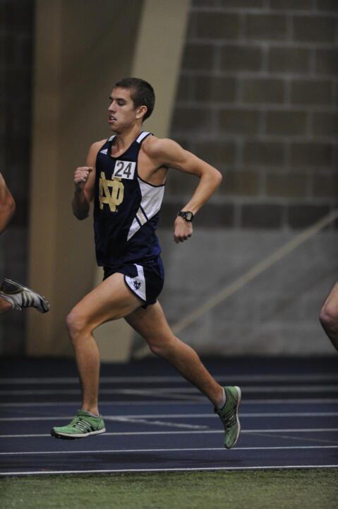 Jake Kildoo finished 11th in the 10,000m and was the first American to cross the finish line in the event.