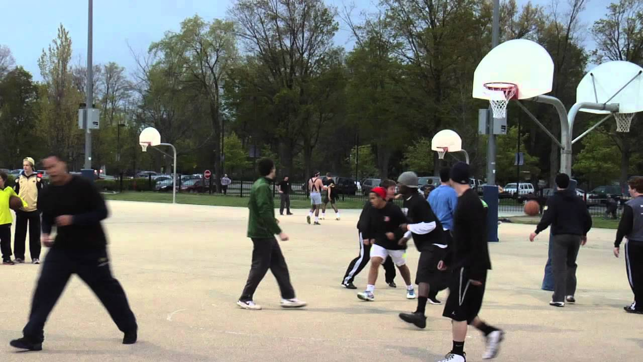 2012 Notre Dame Bookstore Basketball - Part 6 - TakeDatWitU